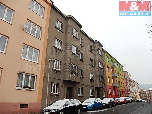 Pronájem, byt 1+1, 40 m2, Děčín II., ul. Riegrova