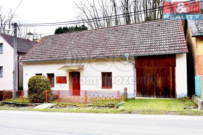 Prodej, rodinný dům 3+kk, Nemyslovice