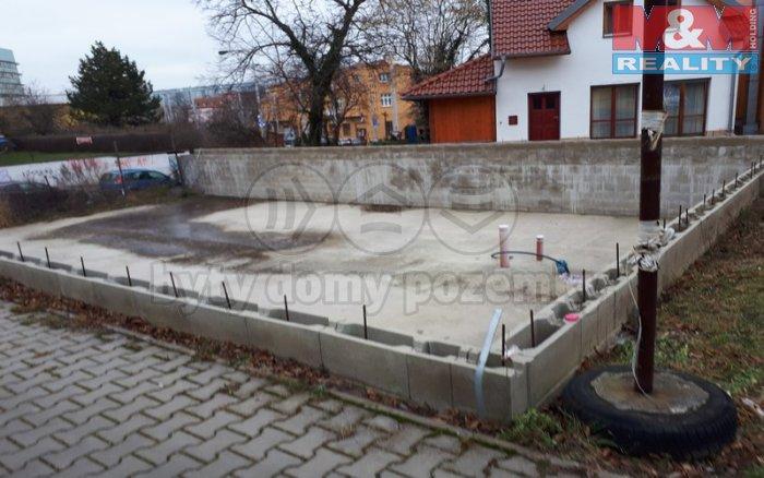 Pronájem, stavební pozemek, 239 m2, Praha 8 - Kobylisy