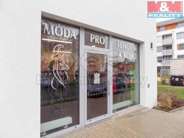 Pronájem, obchod, 50 m2, Praha 9 - Hloubětin