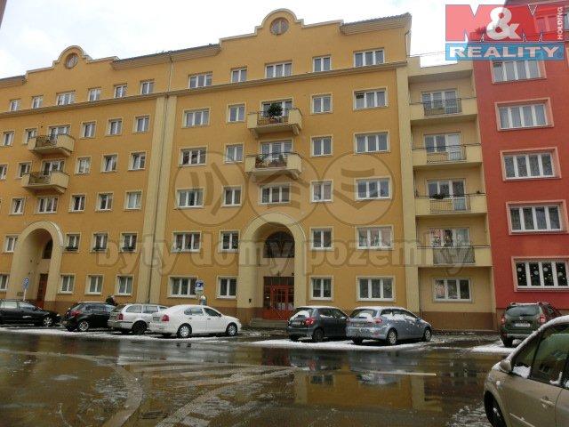 Pronájem, byt 1+1, 51 m2, OV, Ústí nad Labem, ul. Londýnská