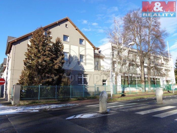 Pronájem, ubytovna, 861 m2, Praha 9 - Klánovice