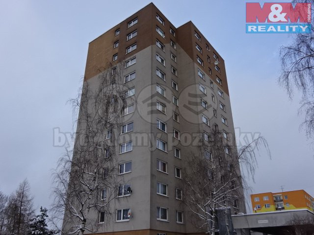 Prodej, byt 3+1, Jablonec nad Nisou, ul. Na Vršku