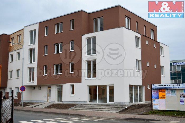Obchodní prostor, 75,68 m2, Český Brod
