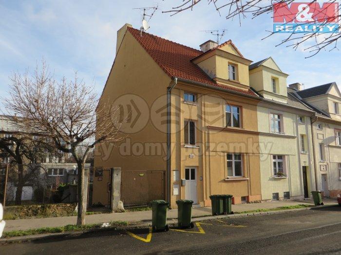 Prodej, rodinný dům, 215 m2, Chomutov, ul. Čechova