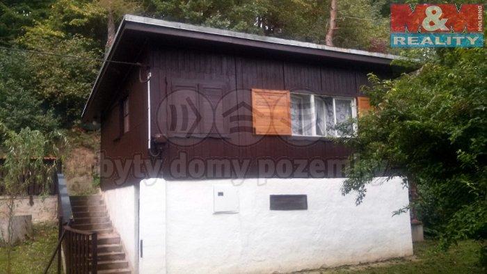 Prodej, chata 2+kk, 36 m2, Lhotka
