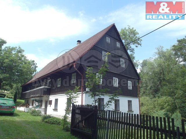 Prodej, rodinný dům, Merboltice