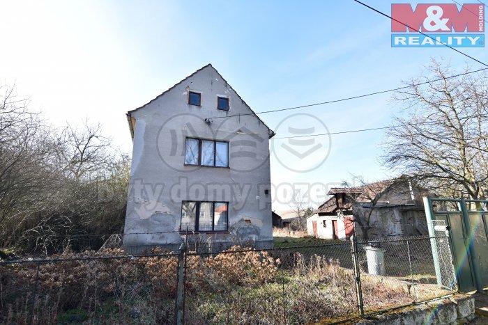 Prodej, rodinný dům, Mělnické Vtelno, ul. Chorušická