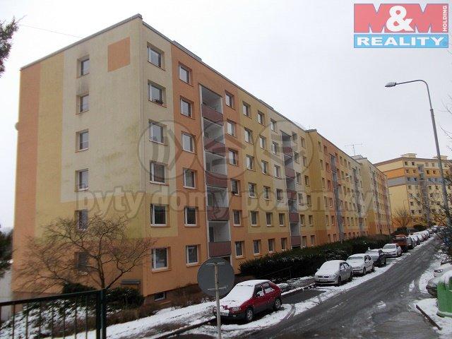 Pronájem, byt 3+1, 80 m2, DV, Ústí nad Labem - Neštěmice