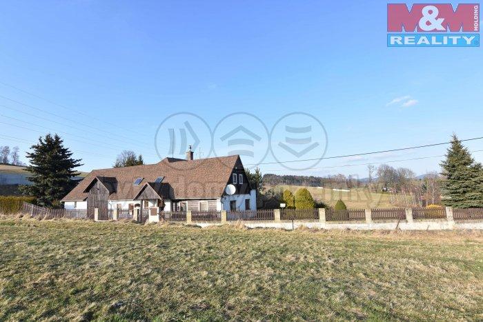 Prodej, rodinný dům, Liberec, ul. Albrechtická