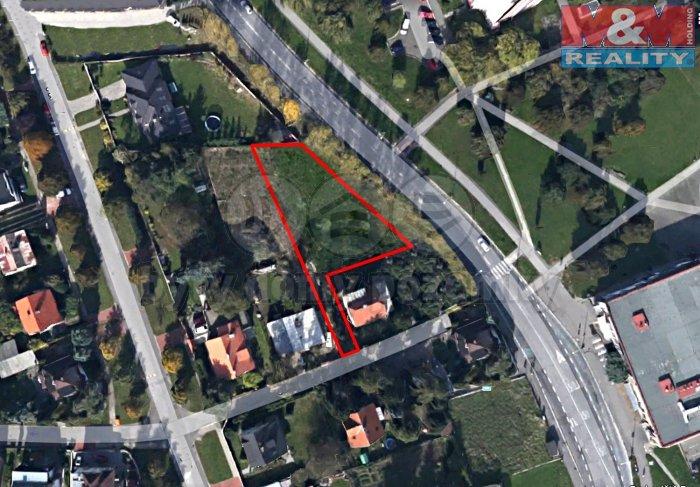 Prodej, stavební pozemek, 640 m2, Praha Horní Měcholupy