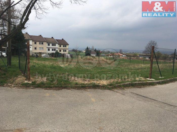 Prodej, pozemek, 1023 m2, Hůry u Českých Budějovic