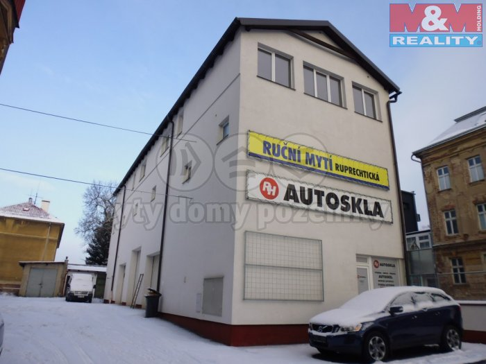 Pronájem, obchodní prostory, 200 m2, Liberec, ul. Krajinská