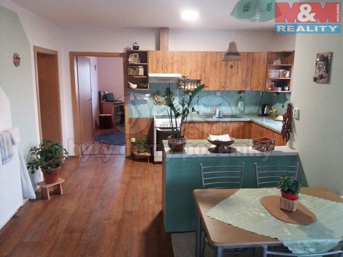Prodej, rodinný dům 3+kk, 140 m2, Lipná