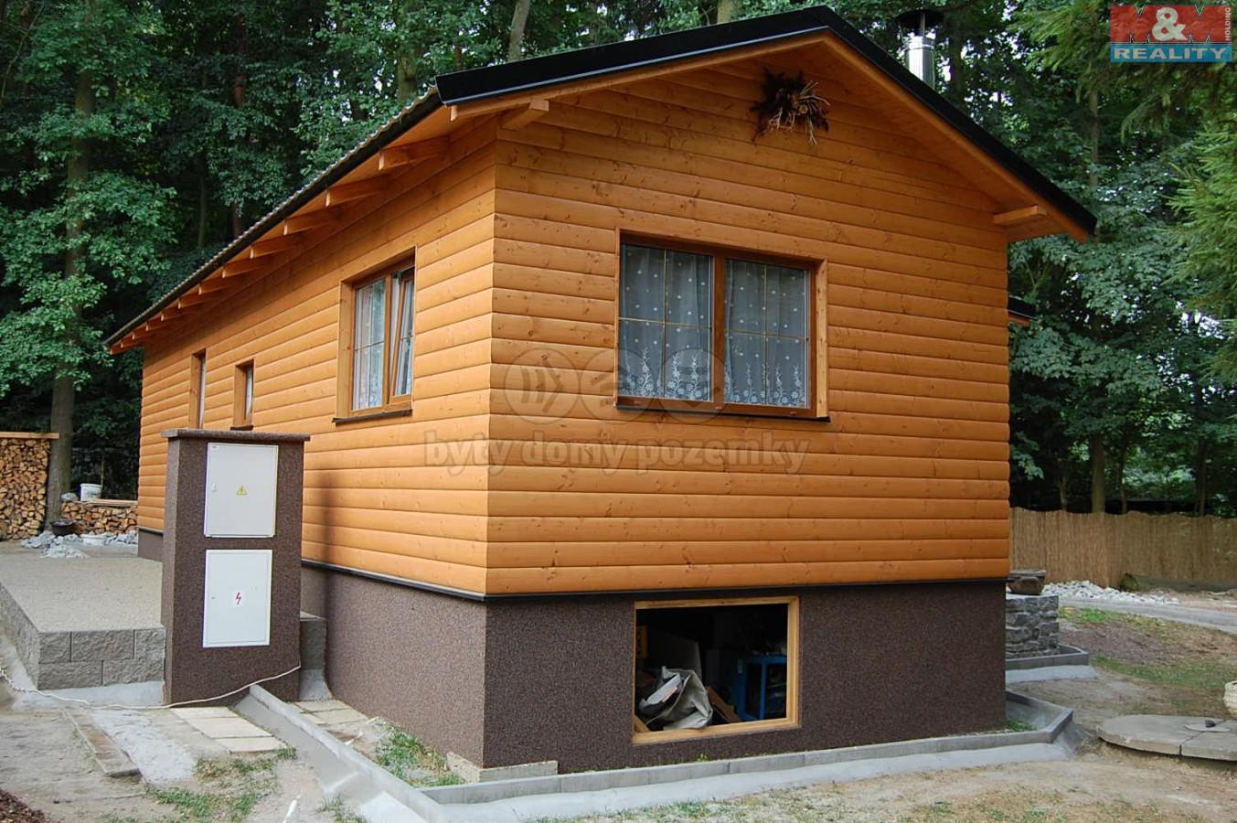 Prodej, mobilní dům, 1+kk, 25m2, Plzeň
