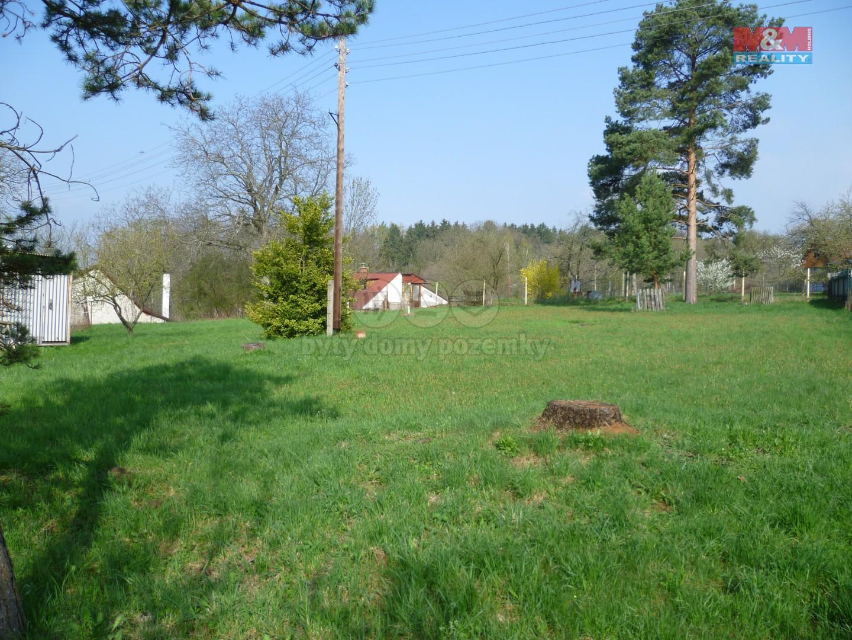 Prodej, pozemek, 1600 m2, Paceřice