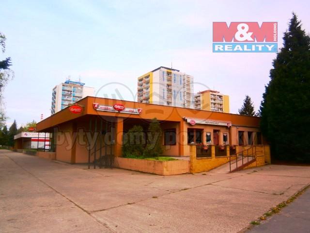 Prodej, komerční objekt, 580 m2, Štětí