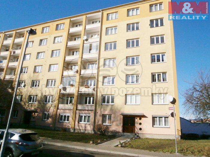 Prodej, byt 2+1, 55 m2, Karlovy Vary - Tuhnice