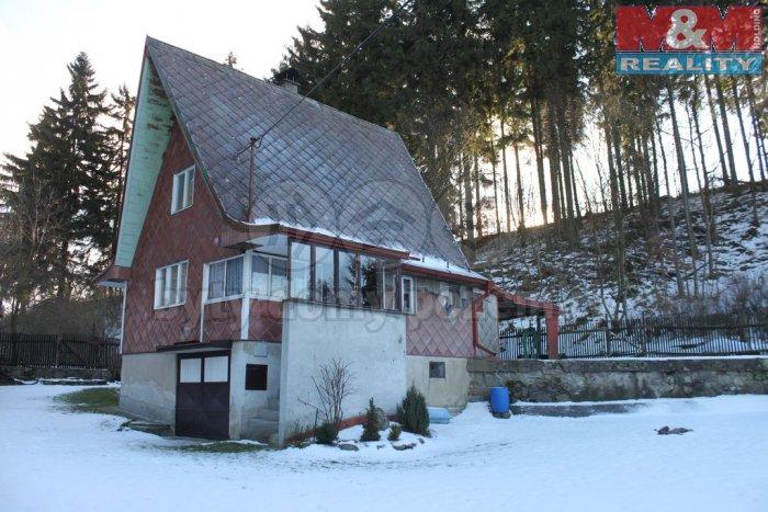 Prodej, chalupa 3+1, Horní Tašovice - Stružná