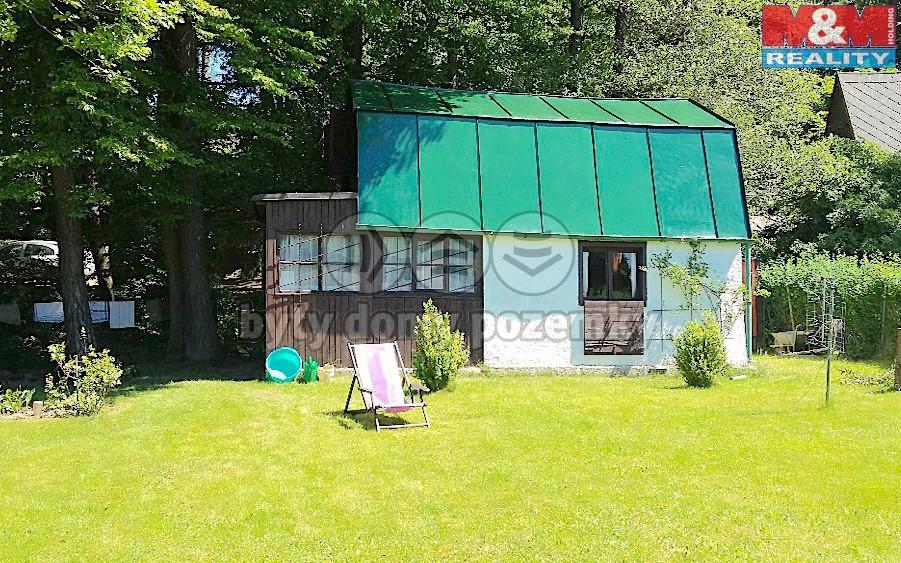 Prodej, chata 2+1, 721 m2, Bratronice u Kladna
