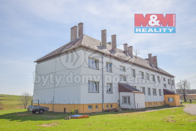 Prodej, komerční prostory, 1287 m2, Fojtovice