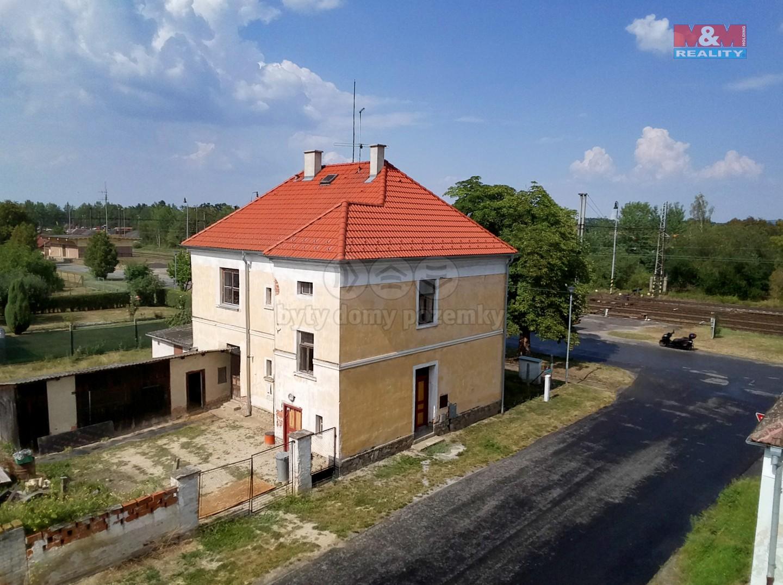 Prodej, rodinný dům, 1324 m2, Dívčice
