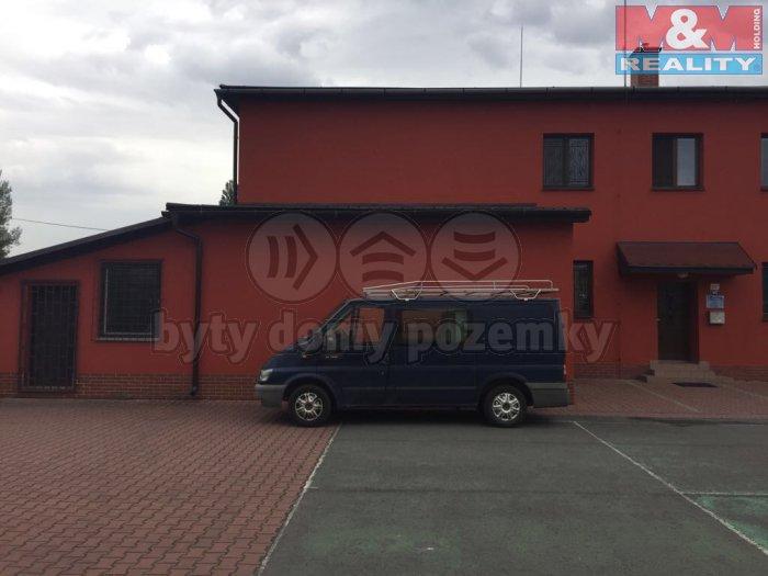 Pronájem, dílna, Ostrava - Vítkovice, ul. Štramberská