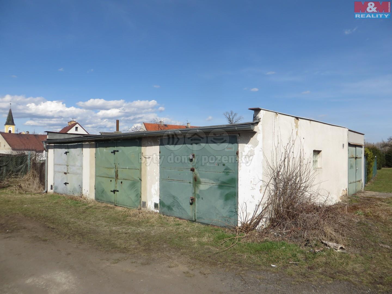 Prodej, garáže, 92 m2, Otvice, ul. Chomutovská