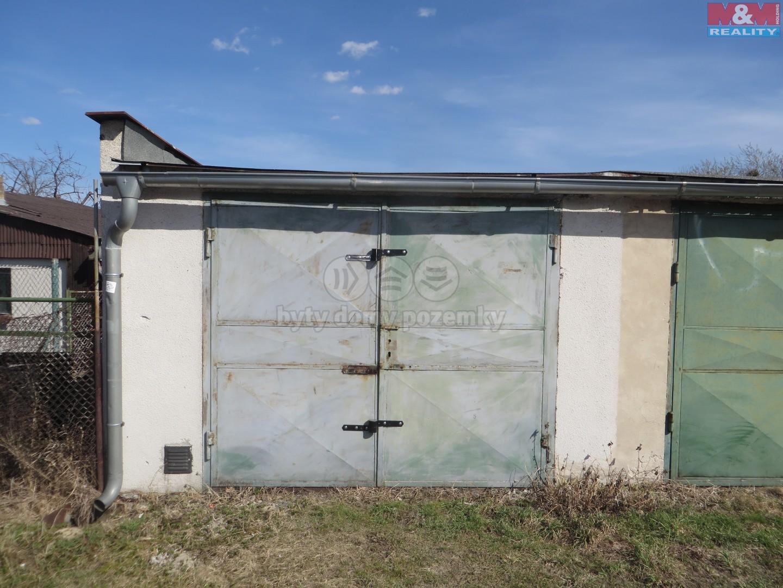 Prodej, garáž, 22 m2, Otvice, ul. Chomutovská