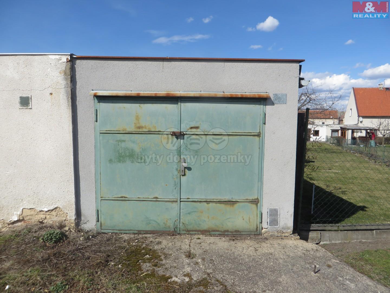 Prodej, garáž, 22 m2, Otvice, ul.Chomutovská
