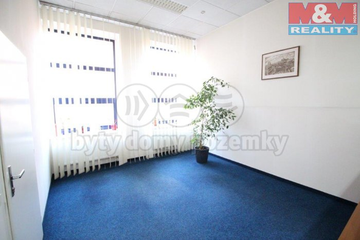 Pronájem, kancelářské prostory, 22 m2, Praha 3, ul. Koňevova