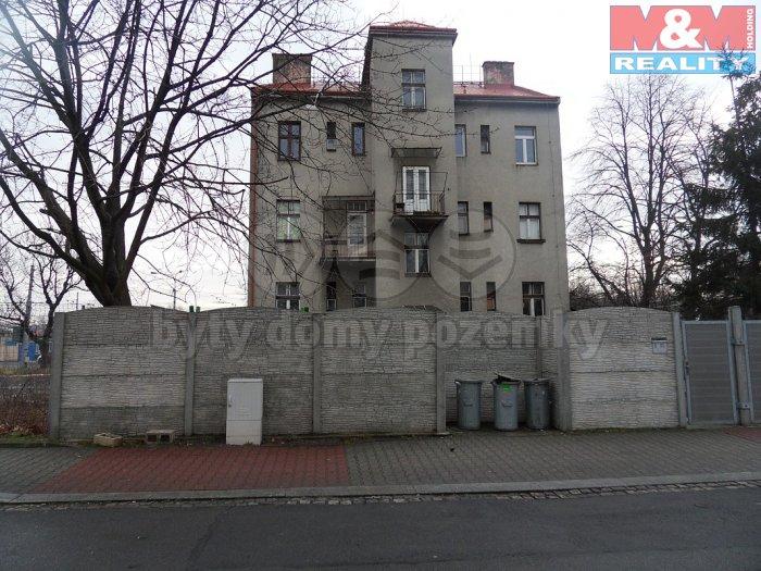 Pronájem, byt 1+1, 58 m2, Ostrava - Přívoz, ul. Muglinovská
