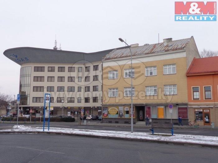 Pronájem, kancelářské prostory, 80 m2, Přerov, ul. Kramářova