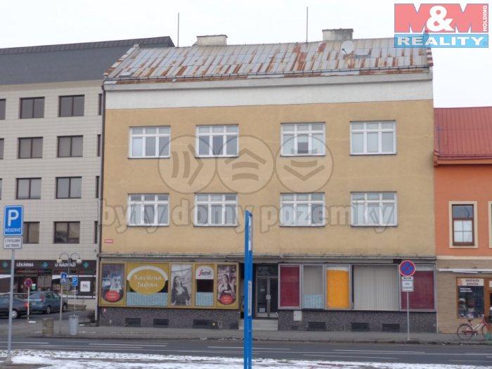 Pronájem, kancelářské prostory, 80m2, Přerov, ul. Kramářova