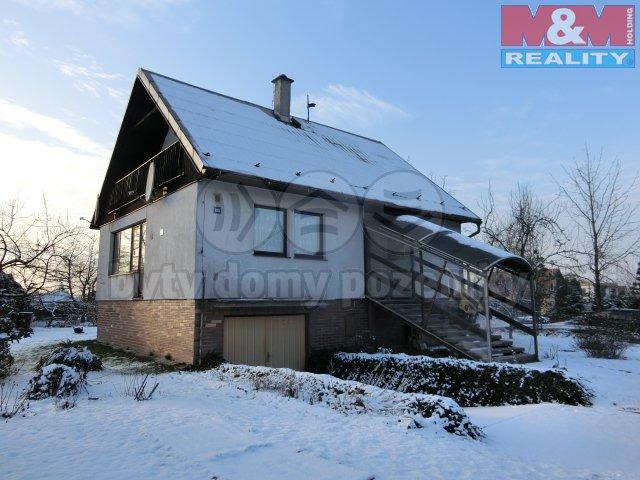 Prodej, rodinný dům, 602 m2, Řepiště, ul. Zemědělská