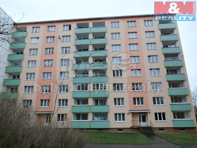 Pronájem, byt 1+1, OV, 38 m2, Karlovy Vary, ul. U Koupaliště