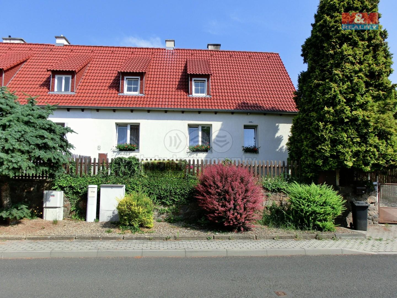 Prodej, rodinný dům, 836 m2, Kadaň, ul. Nová kolonie
