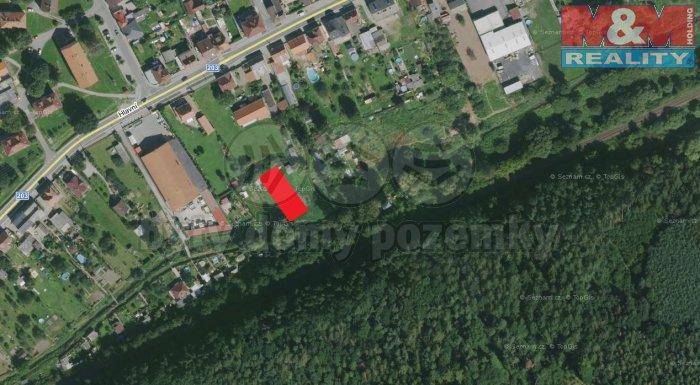 Prodej, zahrada, 325 m2, Tlučná