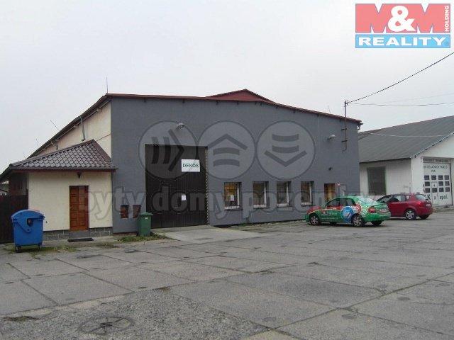 Prodej, komerční objekt, Chabařovice, ul. Marie Kršňákové