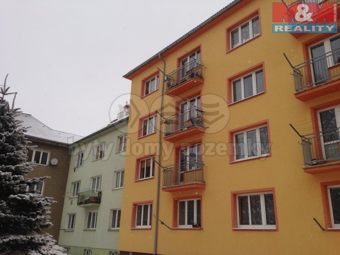 Prodej, byt 1+2, 60 m2, Karlovy Vary, A.Heimanna