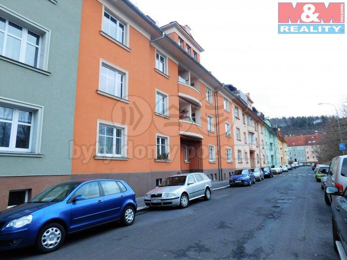 Pronájem, byt 3+1, Karlovy Vary, ul, Gorkého