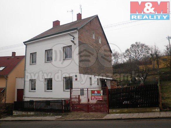 Prodej, rodinný dům, Hostovice, Ústí nad Labem