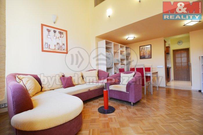 Prodej, byt 1+kk, Brno, ul. Štefánikova