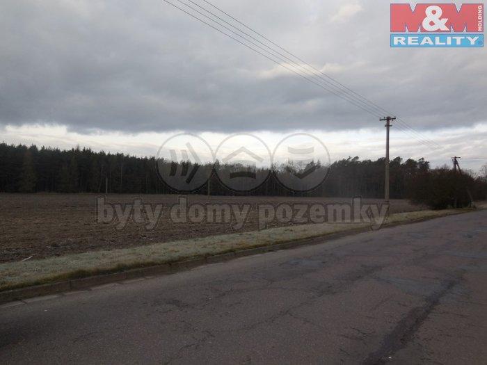 Prodej, stavební pozemek, 8800 m2, Horní Jelení