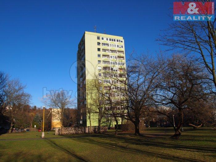 Prodej, byt 3+1, 71 m2, OV, Chomutov, ul. Havlíčkova