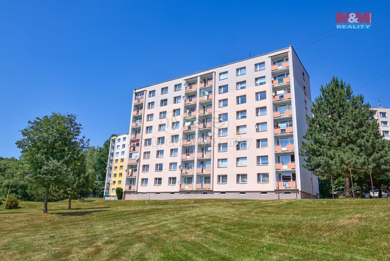 Prodej, byt 1+1, OV, 35 m2, Česká Kamenice