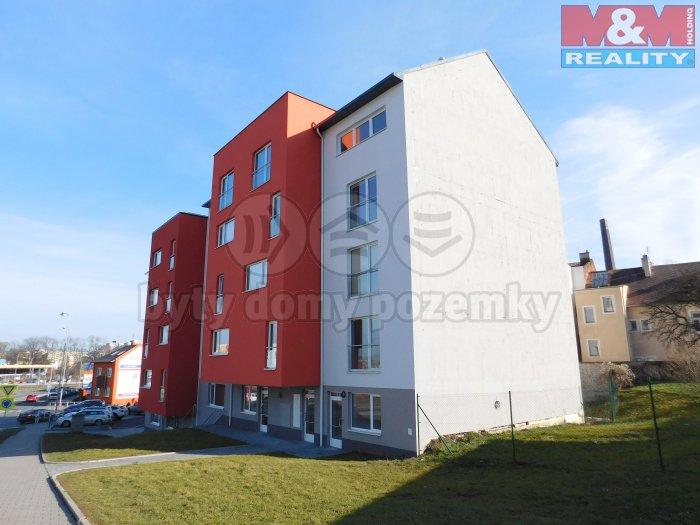 Prodej, byt 2+kk, 42 m2, Opava, ul. Kasárenská