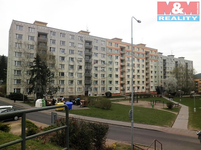Prodej, byt 3+1, 78 m2, OV, Ústí nad Labem, ul. J. Plachty