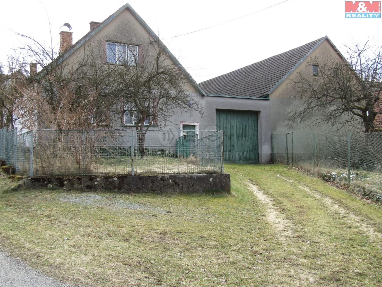 Prodej, rodinný dům, Rodinov