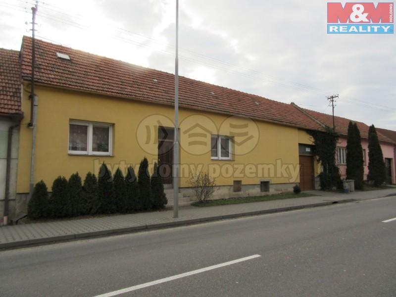 Prodej, rodinný dům, Bučovice, ul. Slovenská